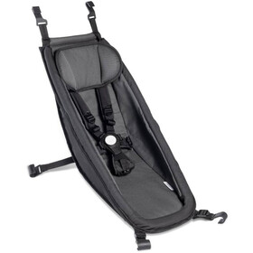 Croozer Baby Seat Climatex for Kid from 2014 black